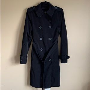 Woman's Water resistant Trench Coat